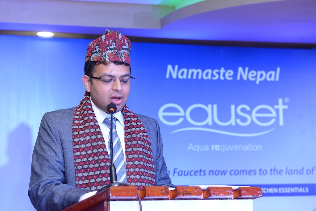 Nepal Launch