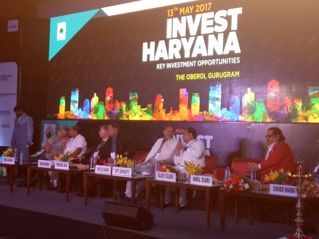 Invest Harayana