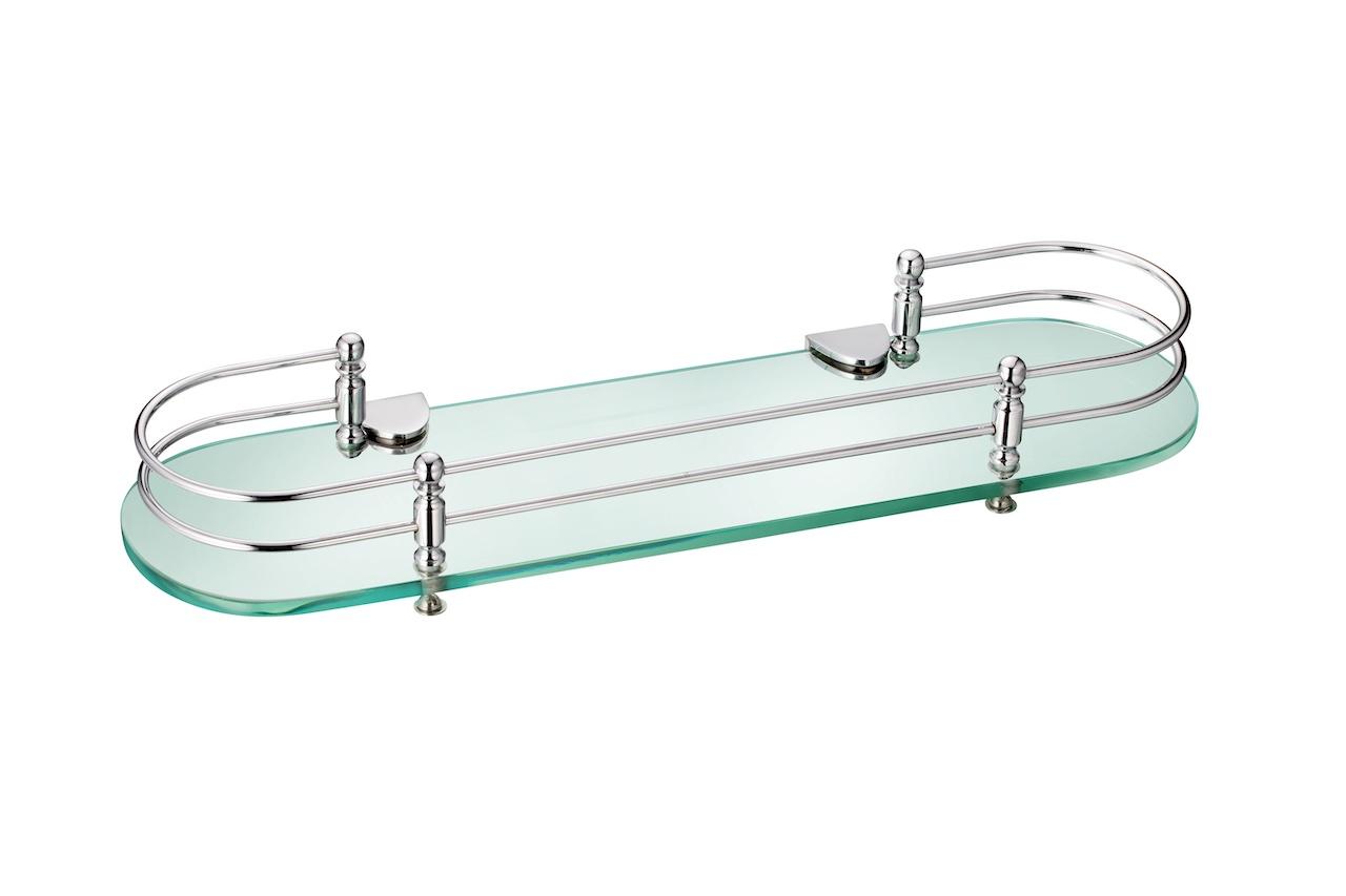 """Glass Shelf 450 x 150 mm (18""""x06"""")"""