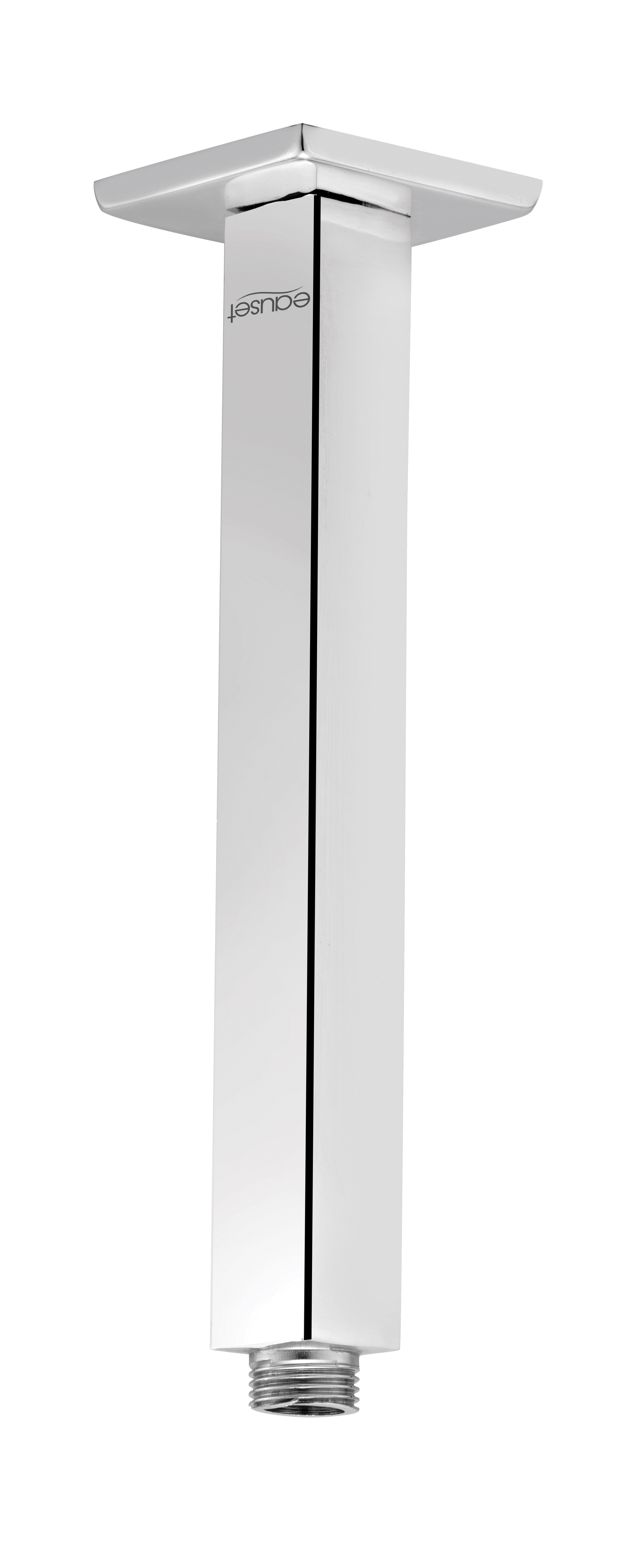 """Ceiling Shower Arm-Square 250mm (10"""")"""