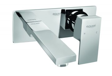 Exposed Part Of Single Lever Concealed Basin Mixer