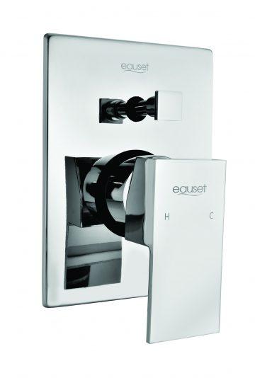 Lever & Flange For Single Lever Concealed Divertor For Bath & Over Head Shower System
