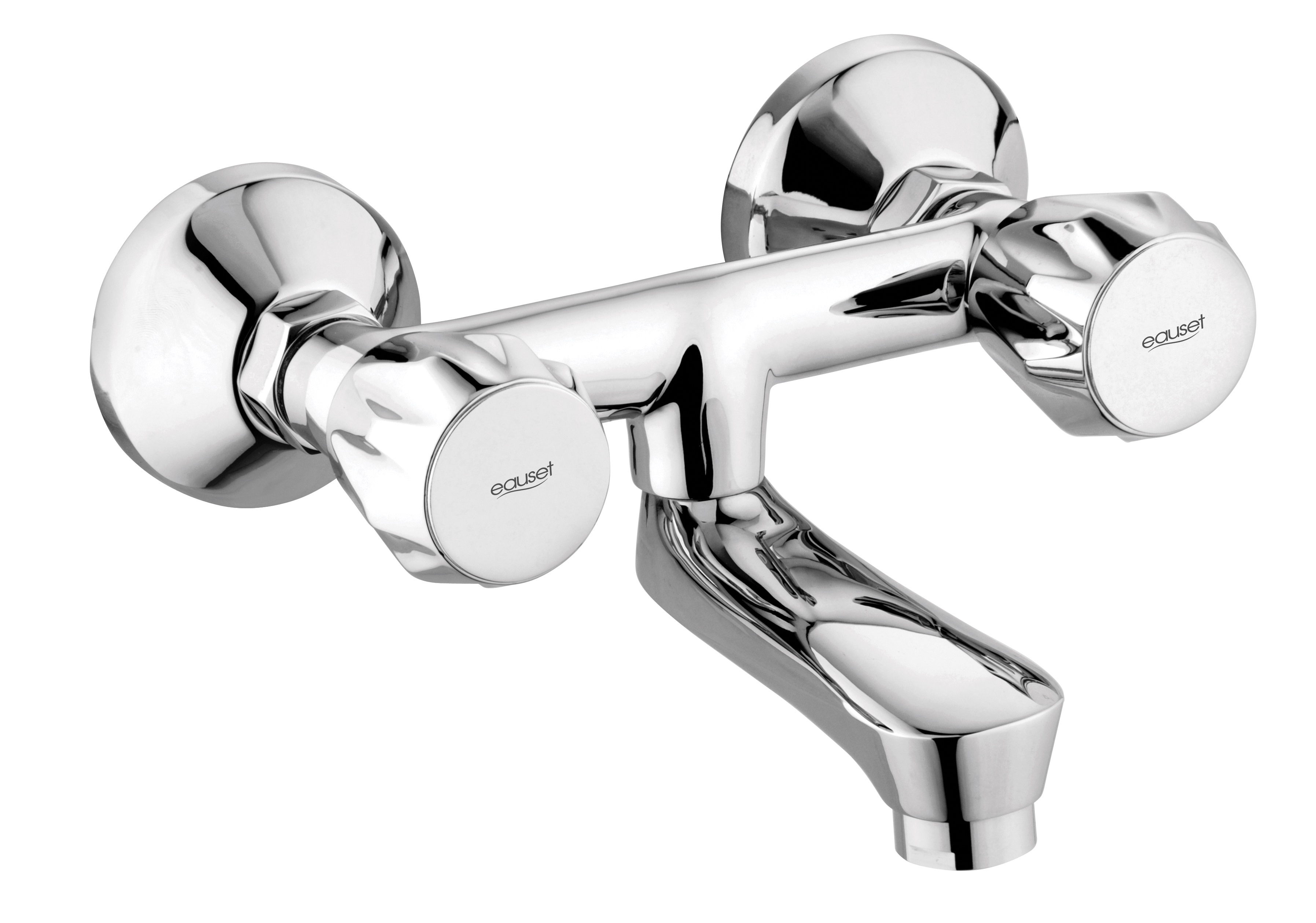 Bath Mixer Non Telephonic With Wall Flange