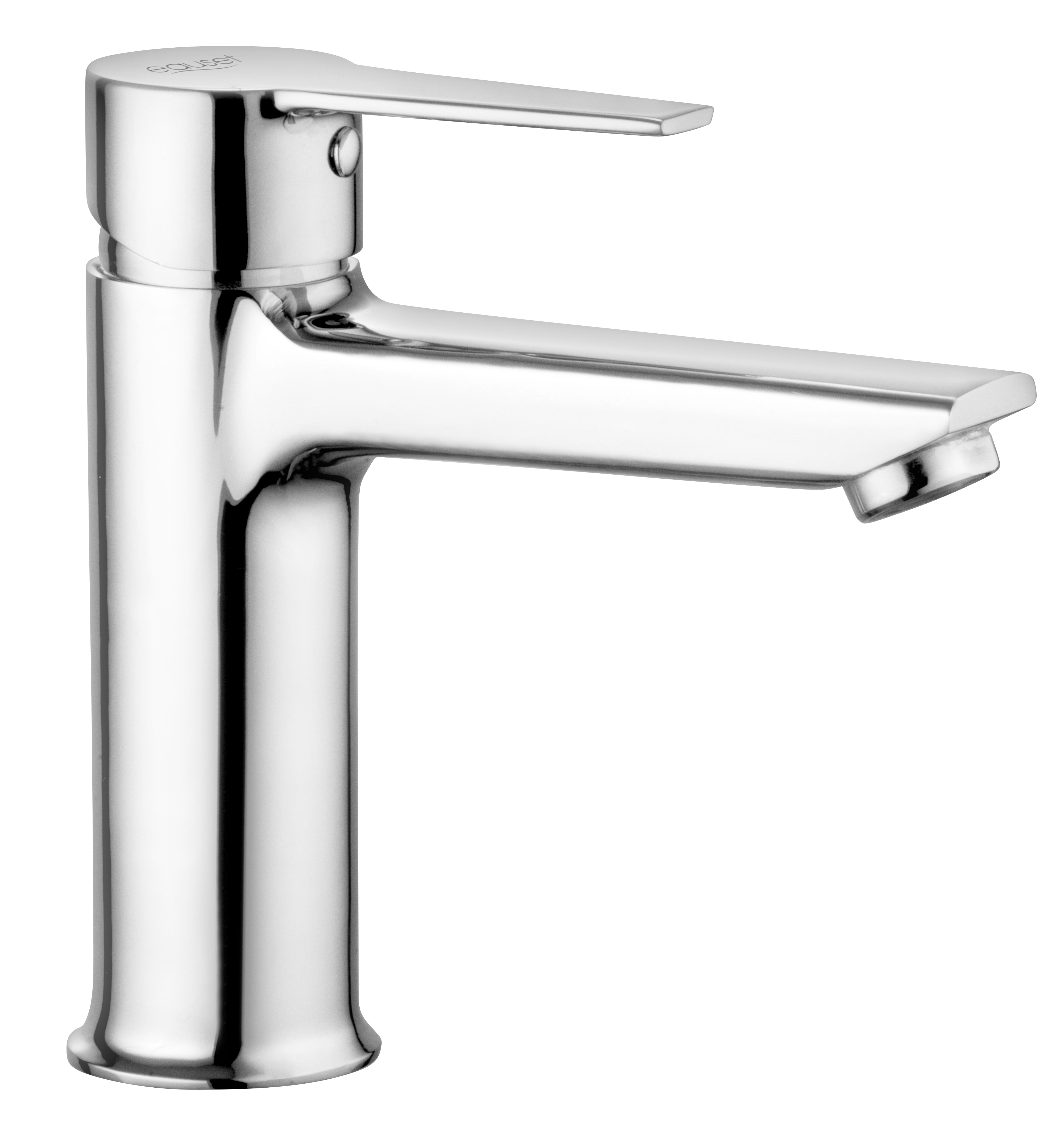 Single Lever basin mixer with extra height