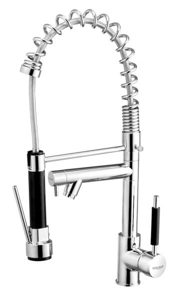 Single Lever Sink Mixer Table Mounted With Dual Flow ( Shower And Foam) Function.