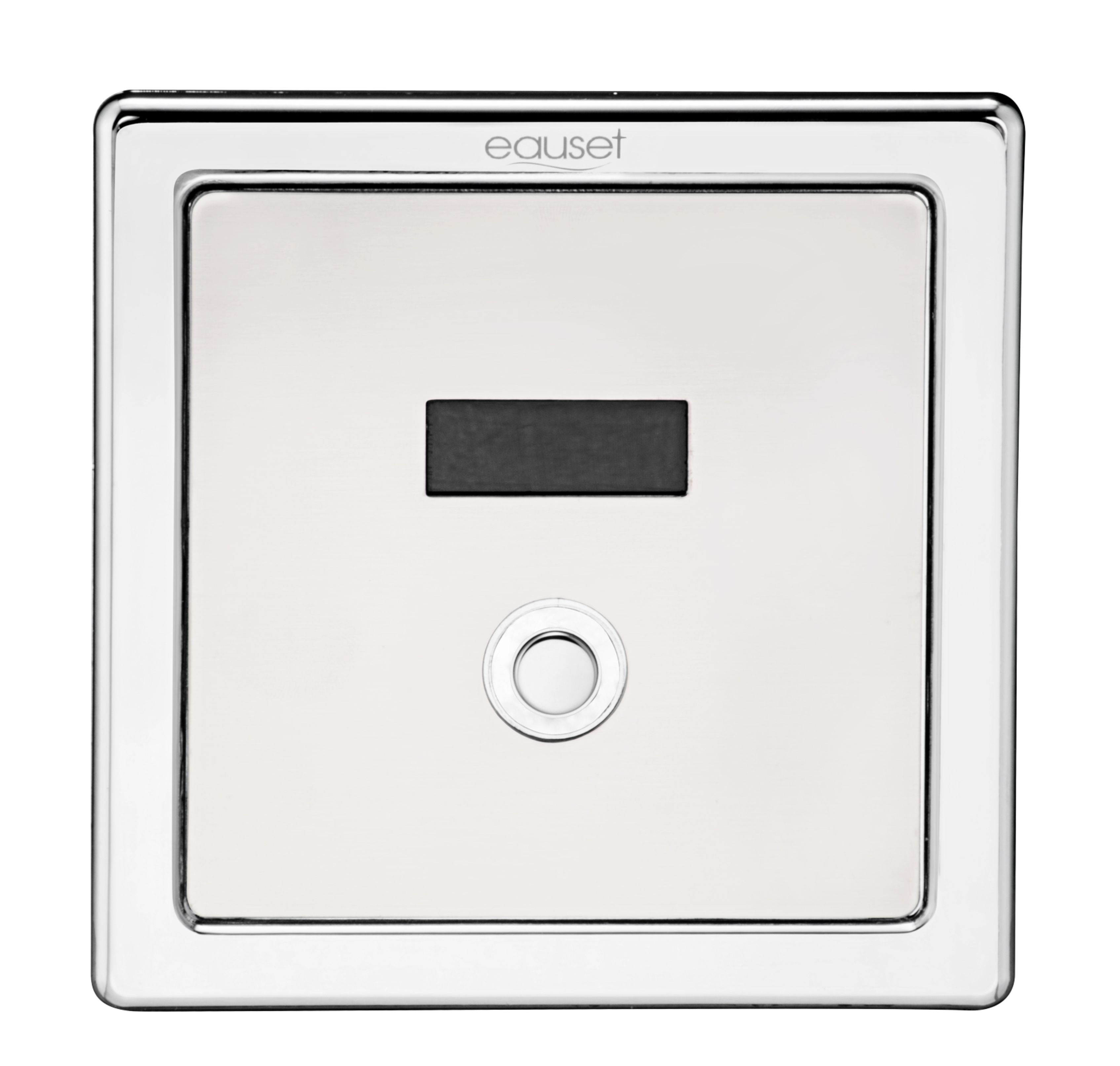 Concealed type Electronic Flushing Valve For WC With Complete Installation Set (AC/DC)