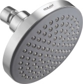 Over - Head Shower In Single Function - Ø125 mm With Rubit Cleaning System