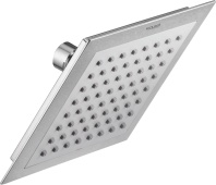Over - Head Shower In Single Function - 200 X 200 mm With Rubit Cleaning System